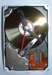 Zegarek HDD